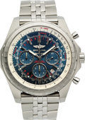 Timepieces:Wristwatch, Breitling for Bentley Motors A25363 automatic . ...