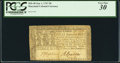 Colonial Notes, Maryland January 1, 1767 $8 PCGS Very Fine 30.. ...