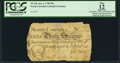 Colonial Notes, North Carolina April 4, 1748 30s PCGS Apparent Fine 12.. ...