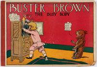Buster Brown #1909 Busy Body (Cupples & Leon, 1909) Condition: GD+