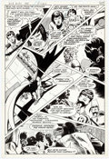 Original Comic Art:Panel Pages, Jim Aparo Brave and the Bold #149 Story Page 14 Batman andTeen Titans Original Art (DC, 1979)....