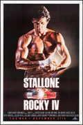 "Movie Posters:Sports, Rocky IV & Other Lot (MGM/UA, 1985). One Sheets (2) (27"" X 40"" & 27"" X 41""). Sports.. ... (Total: 2 Items)"