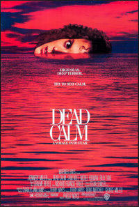 "Dead Calm & Others Lot (Warner Brothers, 1989). Rolled, Very Fine-. One Sheets (3) (27"" X 40""). Thrill..."