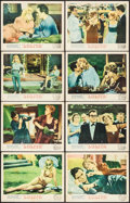 "Movie Posters:Drama, Lolita (MGM, 1962). Lobby Card Set of 8 (11"" X 14""). Drama.. ...(Total: 8 Items)"