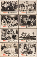 "Movie Posters:Rock and Roll, Ferry Cross the Mersey (United Artists, 1965). Lobby Card Set of 8(11"" X 14""). Rock and Roll.. ... (Total: 8 Items)"
