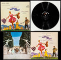"""Movie Posters:Academy Award Winners, The Sound of Music (RCA, 1965). Autographed Vinyl Record (12.25"""" X 12.25"""") Howard Terpning Artwork. Academy Award Winners.. ..."""