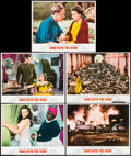 "Movie Posters:Academy Award Winners, Gone with the Wind (MGM, R-1974/R-1968). Lobby Cards (10) (11"" X 14""). Academy Award Winners.. ... (Total: 10 Items)"