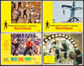 "Movie Posters:Academy Award Winners, West Side Story & Others Lot (United Artists, 1961). LobbyCards (4) (11"" X 14""), Deluxe Lobby Cards (2) (11"" X 14""), &Phot... (Total: 8 Items)"
