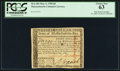 Colonial Notes:Massachusetts, Massachusetts May 5, 1780 $8 PCGS Choice New 63.. ...