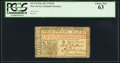 Colonial Notes:New Jersey, New Jersey February 20, 1776 £3 PCGS Choice New 63.. ...