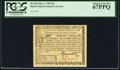 Colonial Notes:Rhode Island, Rhode Island July 2, 1780 $20 PCGS Superb Gem New 67PPQ.. ...
