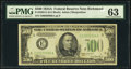 Fr. 2202-E $500 1934A Federal Reserve Note. PMG Choice Uncirculated 63