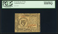 Colonial Notes:Continental Congress Issues, Continental Currency February 26, 1777 $8 PCGS Choice About New 55PPQ.. ...