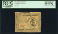 Colonial Notes:Continental Congress Issues, Continental Currency February 26, 1777 $3 PCGS Choice About New 58PPQ.. ...