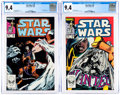 Modern Age (1980-Present):Science Fiction, Star Wars #78 and 79 CGC-Graded Group (Marvel, 1983-84) CGC NM9.4.... (Total: 2 Comic Books)