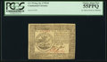 Colonial Notes:Continental Congress Issues, Continental Currency September 26, 1778 $5 PCGS Choice About New55PPQ.. ...