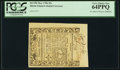Colonial Notes:Rhode Island, Rhode Island May 1786 20s PCGS Very Choice New 64PPQ.. ...