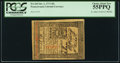 Colonial Notes:Pennsylvania, Pennsylvania October 1, 1773 20s PCGS Choice About New 55PPQ.. ...