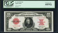 Large Size:Legal Tender Notes, Fr. 123 $10 1923 Legal Tender PCGS Extremely Fine 40PPQ.. ...