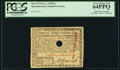 Colonial Notes:Massachusetts, Massachusetts May 5, 1780 $2 PCGS Very Choice New 64PPQ.. ...