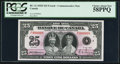 Canadian Currency: , Serial Number F000008 BC-12 $25 1935 . ...