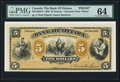 Canadian Currency: , Ottawa, ON- The Bank of Ottawa $5 November 2, 1880 Ch. #565-12-02FP Face Proof.. ...