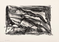 Fine Art - Work on Paper:Print, Elaine de Kooning (1919-1989). Untitled, from The LascauxSeries (two works), 1984. Lithographs on wove paper. 16 x ...(Total: 2 Items)