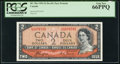 Canadian Currency, BC-30a $2 1954 Devil's Face. ...