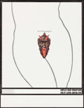 "Movie Posters:Adult, Art or Pornography? (New Line, 1970). Poster (17"" X 22""). Adult.. ..."