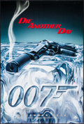"""Movie Posters:James Bond, Die Another Day (MGM, 2002). One Sheet & International OneSheet (27"""" X 4"""") DS Advance. James Bond.. ... (Total: 2 Items)"""