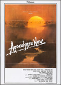 "Movie Posters:War, Apocalypse Now (Titanus, 1979). Italian 2 - Fogli (39.25"" X 55"")Bob Peak Artwork. War.. ..."