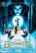 "Movie Posters:Animation, Enchanted (Walt Disney Pictures, 2007). Rolled, Very Fine/Near Mint. One Sheet (27"" X 40"") DS Advance. Animation.. ..."