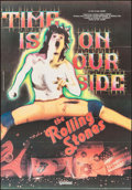 """Movie Posters:Rock and Roll, Let's Spend the Night Together (Embassy, 1983). Italian 2 - Fogli (39"""" X 55"""") Ptah Artwork, Alternate Title: Rolling Ston..."""