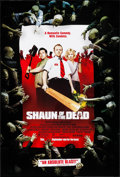 "Movie Posters:Comedy, Shaun of the Dead (Rogue Pictures, 2004). One Sheet (27"" X 40"") SS Advance. Comedy.. ..."