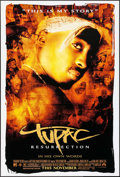 "Movie Posters:Documentary, Tupac: Resurrection & Other Lot (Paramount, 2003). One Sheets (2) (27"" X 40"") Advance DS. Documentary.. ... (Total: 2 Items)"