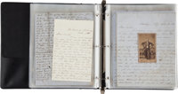 Union Navy Archive of Letters of George S. Paul, Naval Engineer
