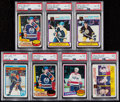 Hockey Cards:Lots, 1979 - 1989 O-Pee-Chee and Topps Collection (20). . ...
