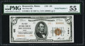 National Bank Notes:Maine, Brunswick, ME - $5 1929 Ty. 2 The First NB Ch. # 192. ...