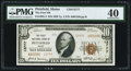 National Bank Notes:Maine, Pittsfield, ME - $10 1929 Ty. 2 The First NB Ch. # 13777. ...