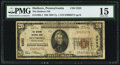 National Bank Notes:Pennsylvania, Hatboro, PA - $20 1929 Ty. 1 The Hatboro NB Ch. # 2253. ...