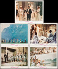 "Movie Posters:Academy Award Winners, The Sound of Music (20th Century Fox, 1965). Lobby Cards (5) (11"" X14""). Academy Award Winners.. ... (Total: 5 Items)"