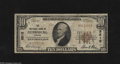 National Bank Notes:Virginia, Petersburg, VA - $10 1929 Ty. 1 The NB Ch. # 3515 In 1931, thisbank changed its name, however this note features the o...