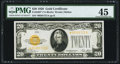 Small Size:Gold Certificates, Fr. 2402* $20 1928 Gold Certificate. PMG Choice Extremely Fine 45.. ...