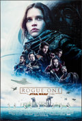 """Movie Posters:Science Fiction, Rogue One: A Star Wars Story (Walt Disney Studios, 2016). One Sheet(27"""" X 40"""") DS Advance. Science Fiction.. ..."""