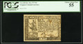 Colonial Notes:Virginia, Virginia October 20, 1777 $6 PCGS Choice About New 55.. ...