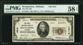 National Bank Notes:Alabama, Montgomery, AL - $20 1929 Ty. 2 The First NB Ch. # 1814. ...