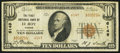 National Bank Notes:Kansas, Le Roy, KS - $10 1929 Ty. 2 The First NB Ch. # 6149. ...