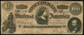 Confederate Notes:1864 Issues, CT65/491 Havana Counterfeit $100 1864.. ...