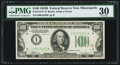 Small Size:Federal Reserve Notes, Fr. 2154-I* $100 1934B Mule Federal Reserve Note. PMG Very Fine 30.. ...