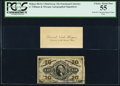 Fractional Currency:Third Issue, Milton 3R10.3 10¢ Third Issue Signed By Tillman and Morgan. ...